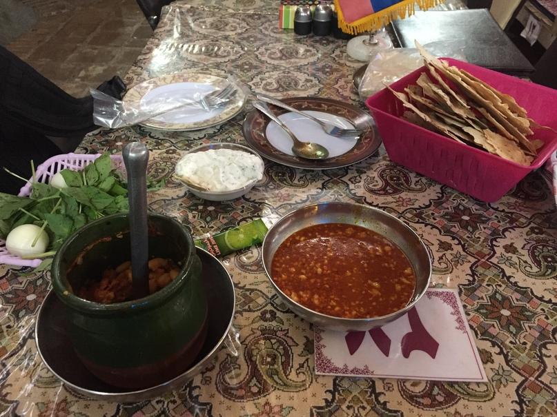 Дизи. Путешествие в Иран