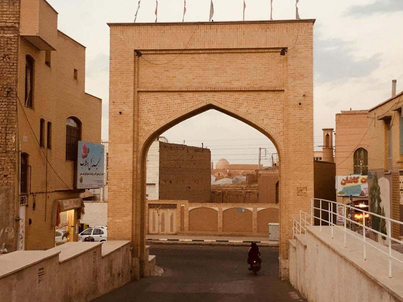 Кашан. Путешествие в Иран