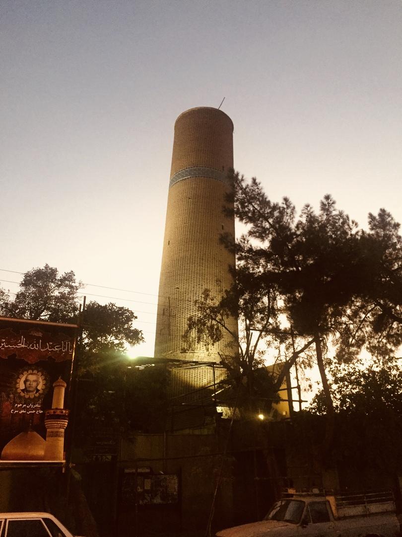 Башня. Путешествие в Иран