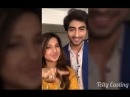 Zoyas Cute Video _ Jennifer Winget Full Masti On Set Bepannaah _ Zoya and Adity