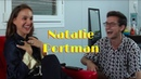 Natalie Portman on Female Film Festival Getting Discovered in a Pizza Parlor!