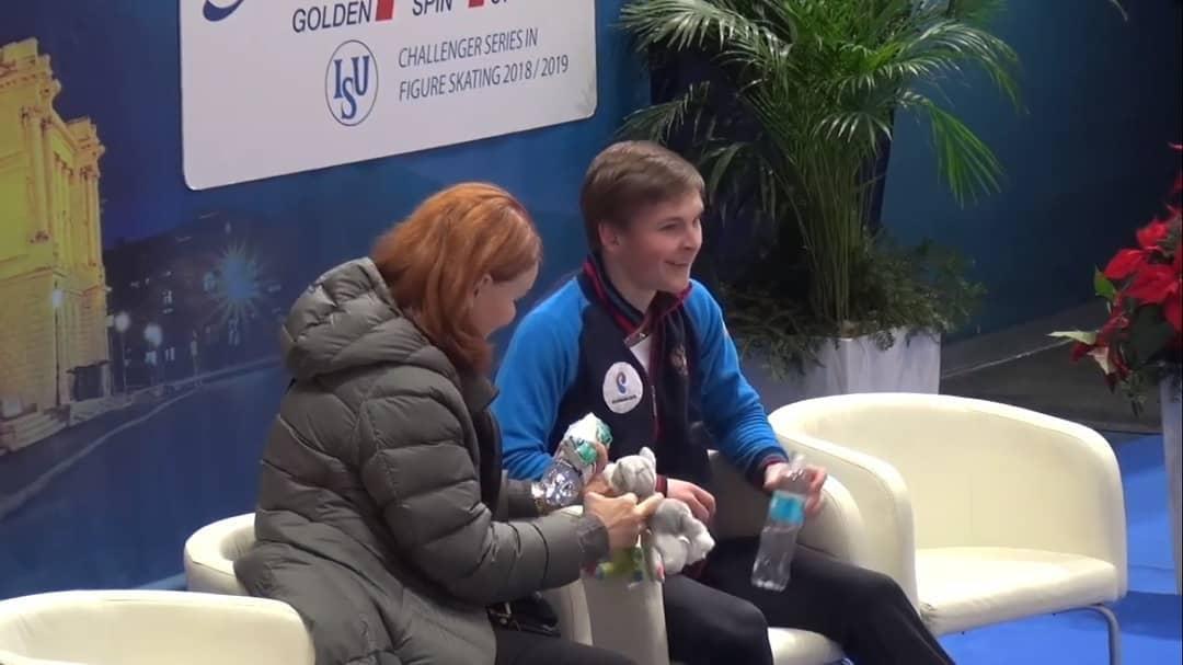 Challenger (9) - Golden Spin of Zagreb 2018. 05 - 08 Dec, 2018 Zagreb / CRO - Страница 2 FU1-2wUYCEg