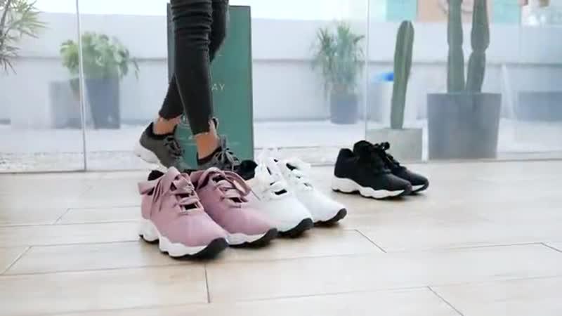 Sneakers Like's Girl