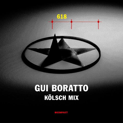Gui Boratto альбом 618