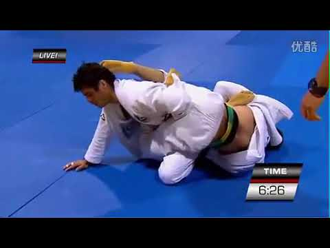 Kron Gracie vs Vitor Estima