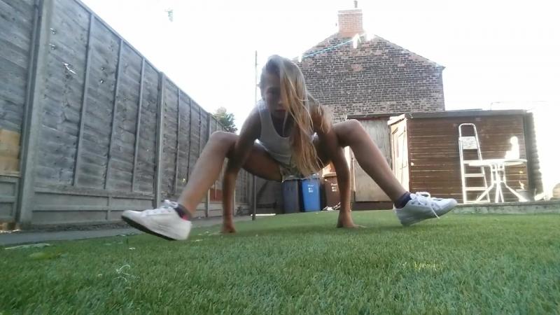 How I do my gymnastics
