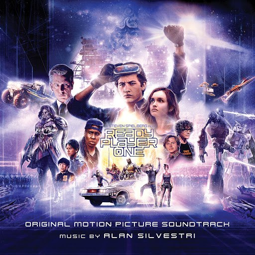 Alan Silvestri альбом Ready Player One (Original Motion Picture Soundtrack)