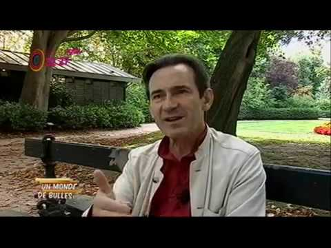 Benoit Peeters parle de la lisibilité du dessin de Hergé