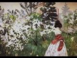 Белые ночи. Весна (П.И. Чайковский + В. Борисов-Мусатов)