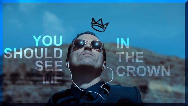 James Moriarty    You Should See Me in the Crown (Sherlock)