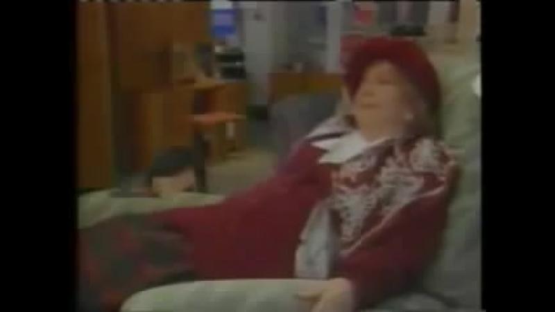 Мистер Бин - сцена с креслом
