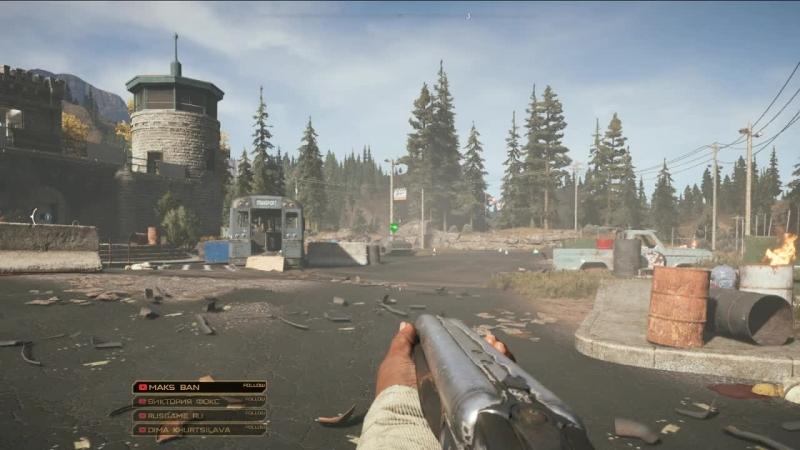 Стрим SnowormTV l Far Cry 5 УБИТО 2 БОССА ЕЩЕ ЧУТКА ДО КОНЦА