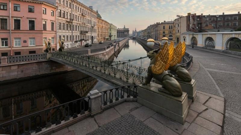Санкт-Петербург. ЛЮБОВЬ МОЯ...