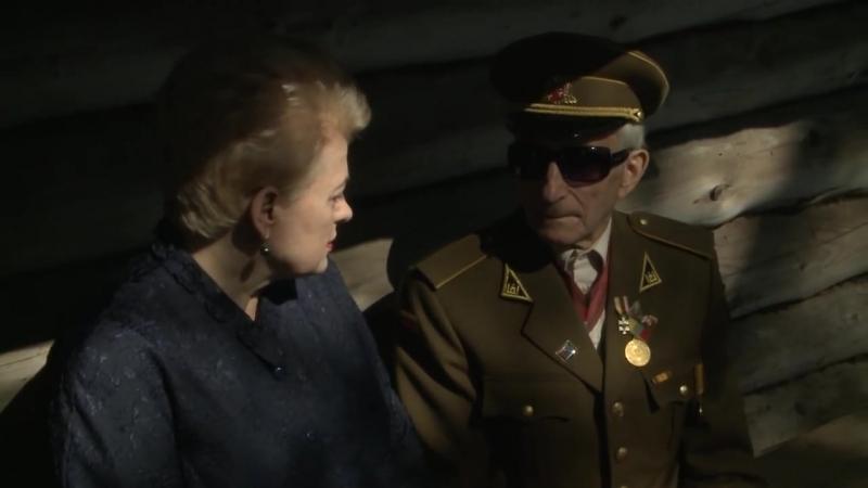 """2018.08.23 """"Ekspertai.eu"""" primena, kad sužinoti, ką iš tiesų D. Grybauskaitė mano apie Lietuvos partizanus, reikia perskaityti j"""