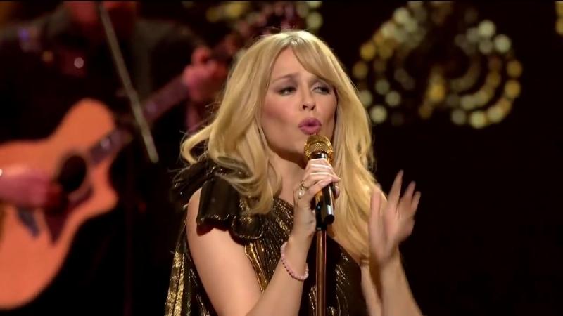 Kylie Minogue - Stop me from falling Live - Queens Birthday Party HD концерте в честь 92-летия Королевы Великобритании Елизаветы