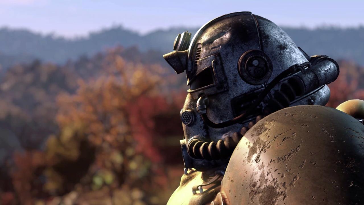 Fallout76 обещает стать самой большой игрой серии.