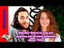 Salvador Sobral se casa por sorpresa con la actriz francesa Jenna Thiam