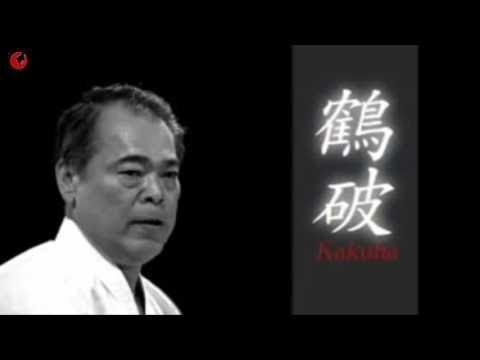 Kata Goju-Ryu Karate - Ката в Каратэ Годзю-рю