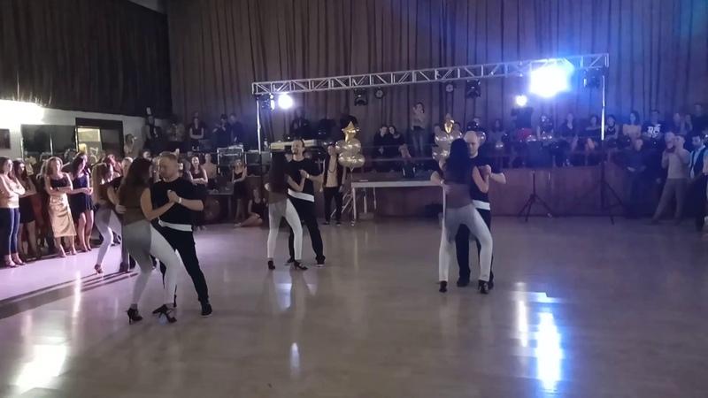 Выступление группы ⭐ LATIN SHOW ⭐ CASA LATINA на GOLDEN KIZZ festival 2018