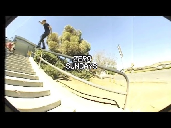 James Brockman Archival Footage   Zero Sundays - ep 13