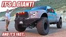Meet the F 350 MEGA RAPTOR Caution Puts All Other Ford Raptors To Shame