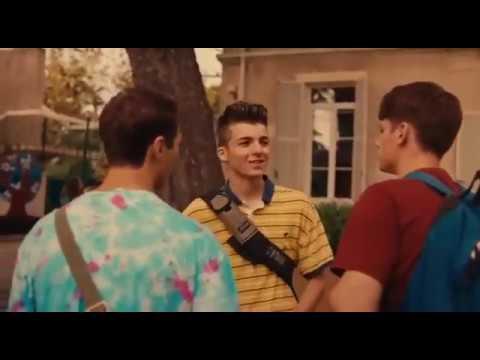 ДжонасJonas, Франция, 2018 год. Фильм про парней (РУС. ЯЗ) 4 часть