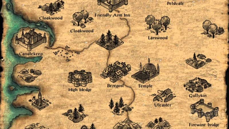 Baldurs Gate and Its Influence on All Bioware Games