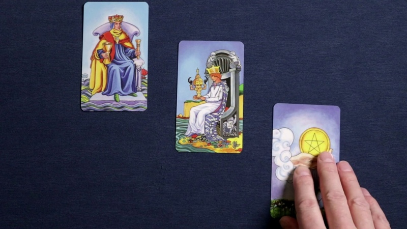 Моя подруга - друг или враг Стоит ли доверять Гадание Таро . Online divinetion