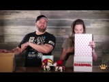 Amazon Marvel Collector Corps Deadpool Unboxing! funkopoprussia.com Фанко ПОП Россия
