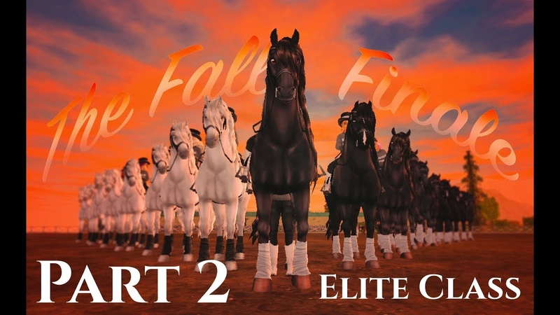 Iron Hooves || The Fall Finale PART 2: Elite Class