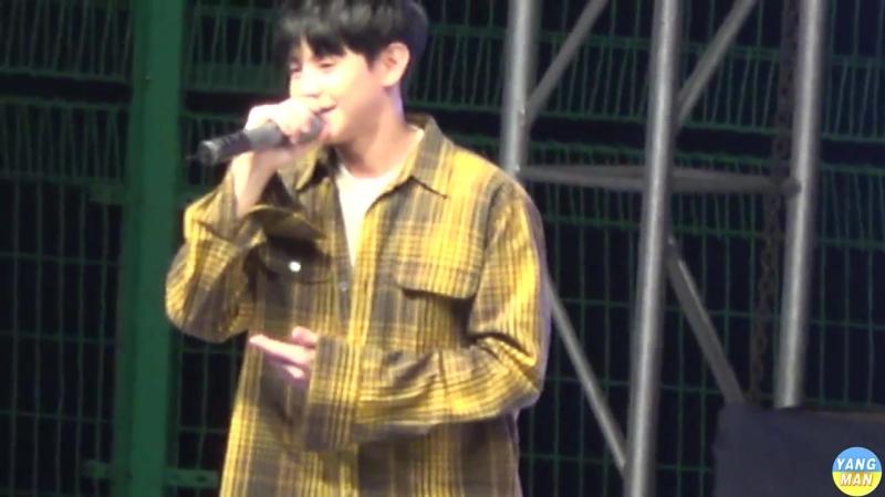 [PERF] 24.05.18. HIGHLIGHT - MENT @ 2018 Dongguk University Festival (YoSeob ver)