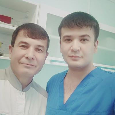 Мехрожидин Ибрагимов