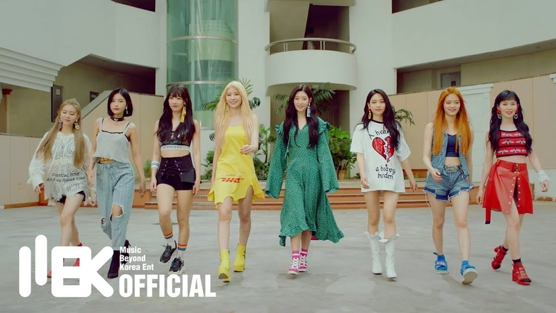DIA 다이아 '우우(WooWoo)' Official Music Video