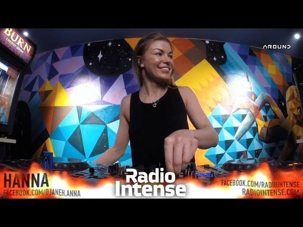 Hanna Live @ Radio Intense 25 04 2018