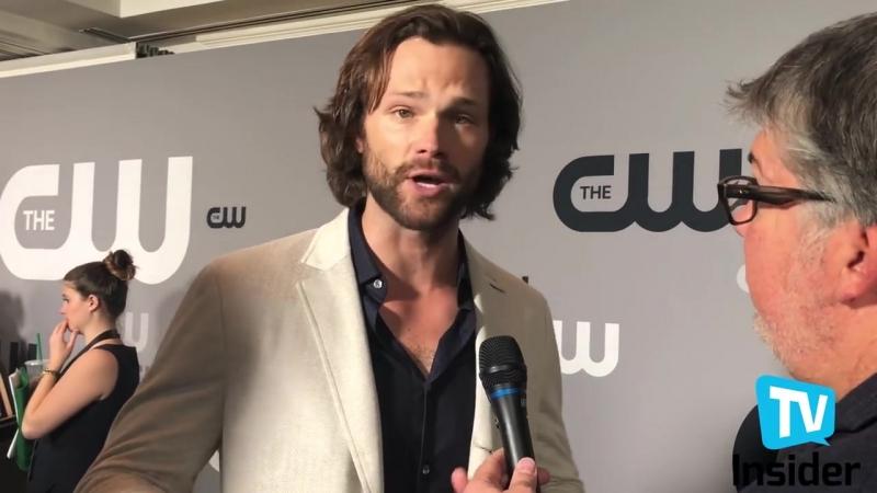 Supernatural Star Jared Padalecki on That Shocking Season 13 Finale Whats N