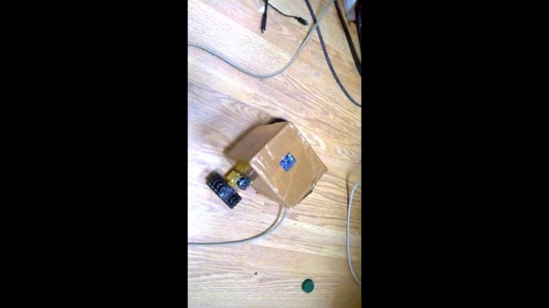 Балансирующий робот2