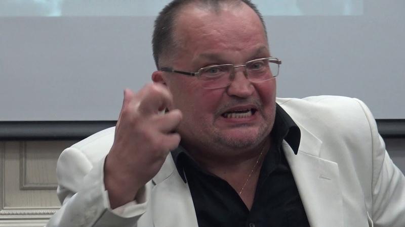 Презентация новой книги Петра Калитина Тысячелетнее царство русского юродства