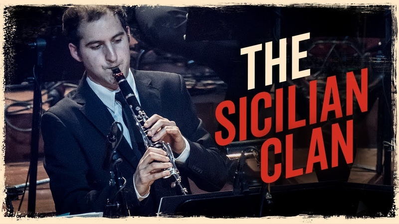 The Sicilian Clan - The Danish National Symphony Orchestra (Live)