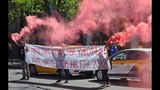 Видеофлэшмоб участников акции 24 мая у Министерства спорта. (МирИмиР)