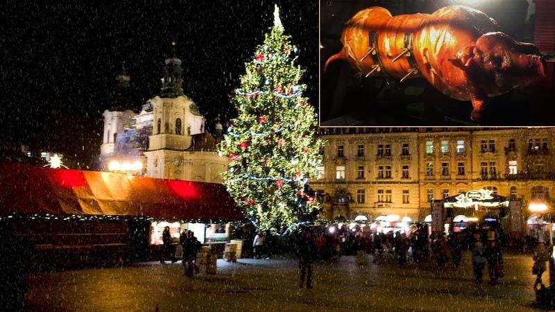 Prague Christmas Market Czech🇨🇿