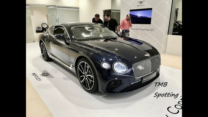 A look at the All New 2018 Bentley Continental GT!