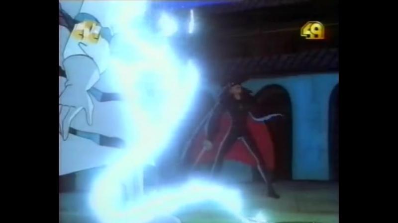 Зорро 1997 сезон 1 серия (10) The Anti Zorro Анти-Зорро