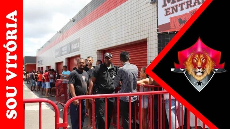 Vitória divulga primeira parcial de ingressos promocionais para o Ba-Vi