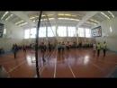 Волейбол для слепых