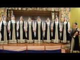 Народный самодеятельный коллектив хор русской песни Новосельского СДК. Над Россией моей