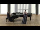 Polina Vdovina - Gaetano Donizetti - La torre di Biasone