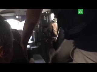 В Сирии ранен корреспондент НТВ