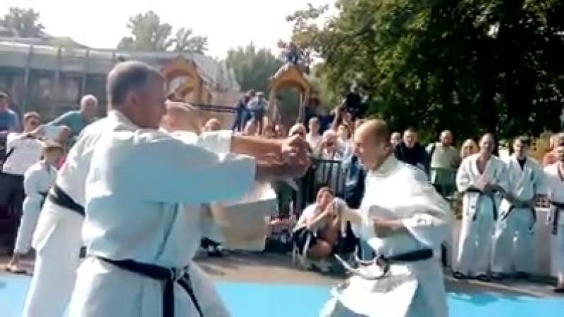 Будо фестиваль Московский Кодокан 1