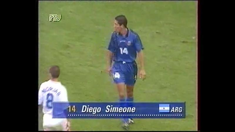 11 Аргентина Греция