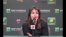 Bianca Andreescu Press Conference | 2019 BNP Paribas Semifinals